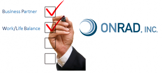 ONRAD, Your Radiology Partner